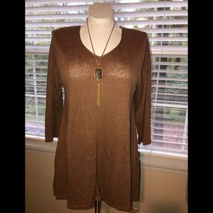 Ladies Habitat long tunic